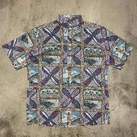 "~1990's ""Reyn Spooner"" Hawaiian Shirt SIZE : L"