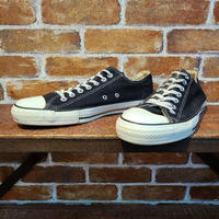 """1990's """"CONVERSE"""" All Star Low Made in USA SIZE : 10"""