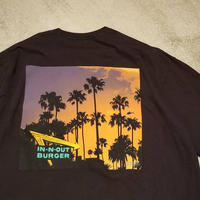 """""""In -N-Out Burger"""" Short Sleeve Tee SIZE : XL"""