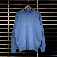 """Brooks Brothers"" 100% Pure Cashmere Knit Tops SIZE : L位"