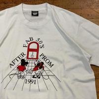 1990's Short Sleeve Tee SIZE : XL