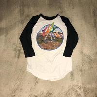 """1980's """"The U.S Festival"""" Official Concert T-Shirt SIZE : L"""