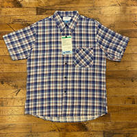 """1970's """"Sears"""" Dead Stock S/S Shirts SIZE : 16 1/2"""