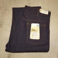 """1970's """" K-mart """" Fine Weave Denim Western Style Dead Stock SIZE : W34×31 1/2"""