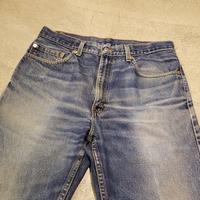 "1990's ""Levi's"" 505 made in USA SIZE : W34 L27"