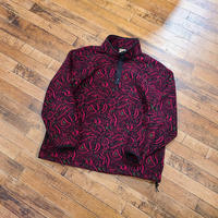 """1990's """" L.L.Bean """" Fleece Pullover Made in USA SIZE : M"""