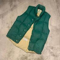 """1970's """"Sierra Design"""" Down Vest SIZE : L"""