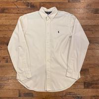 """Ralph Lauren"" L/S Shirt SIZE : M"