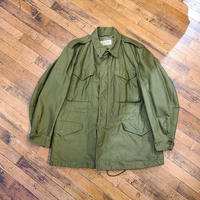 """1950's """"U.S.Military"""" M-51 Field Jacket SIZE : M-R"""