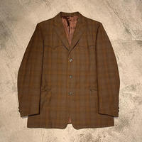 "~1960's ""Allen"" Tailored Jacket SIZE : M,L"