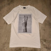 """New """"STUSSY"""" Peace Sign World Tour Tee SIZE : M"""