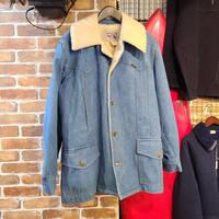 "1970's ""Lee"" Storm Rider Boa Coat SIZE : Medium-Reguler"