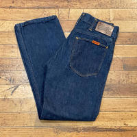 "~1970's ""J.C.Penny"" 5 Pockets Denim Pants SIZE : W29 L28"
