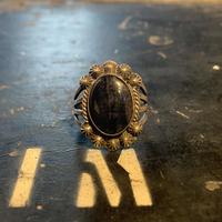 "1960's ""Navajo"" Vintage Silver Ring SIZE : 24号"