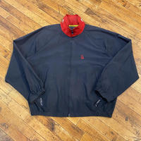 "1990's ""nautica"" Nylon Jacket SIZE : L"