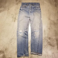 """1980's """"Levi's"""" 501 Red Line SIZE : W30 L32"""