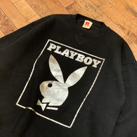 """~1990's """"PLAYBOY"""" Sweat SIZE : L"""