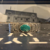 """1950's """"Navajo"""" VIntage Silver Ring"""