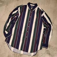 """1990's """"Ralph Lauren"""" L/S BD Shirt SIZE : L"""