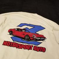 1990's MOTORSPORT AUTO Promotion Tee Dead Stock SIZE : L