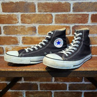 "1990's ""CONVERSE"" All Star Hi Made in USA SIZE : 11 1/2"
