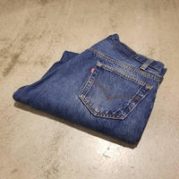 "1990's ""Levi's"" 501 Made in USA SIZE : W35 L29.5"