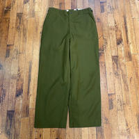 """1950's~ """"U.S.Military"""" M-1951 Wool Pants  SIZE : W35 L30 (Medium - Regular)"""