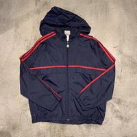 "1980's ""Adidas"" Nylon Jacket SIZE : M,L"