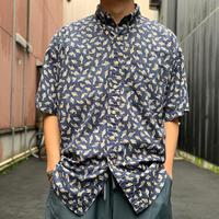 """1990's """"Chaps Ralph Lauren"""" Short Sleeve Shirt SIZE : L"""