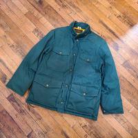 """1970's """"Eddie Bauer"""" Goose Down Jacket SIZE : M,L"""