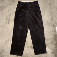 "1990's ""Ralph Lauren"" Corduroy Pants SIZE : W30位 L29位"