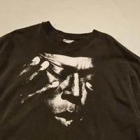 "1990's ""Miles Davis"" Short Sleeve Tee SIZE : L"