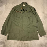 "1960's ""U.S.Army"" Jungle Futigue SIZE : M-S Dead Stock??"