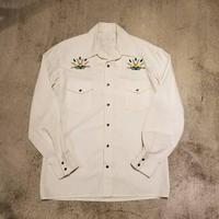 1970's Indian Shirt SIZE : L