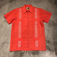 """The Genuine Haband Guayabera"" Guayabera Shirt SIZE : M"