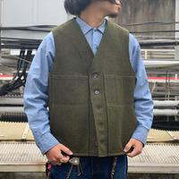 """1970's """"FILSON"""" Neavy Wool Vest SIZE : 42"""
