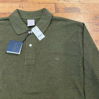 """""""Brooks Brothers"""" L/S Polo Shirts Dead Stock SIZE : L"""