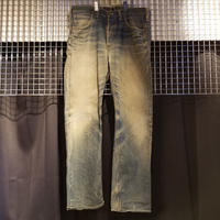 "1940's ""Lee"" RIDERS BUTTOM FLY DENIM PANTS SIZE : W34 L31"