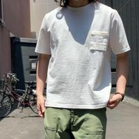 "New ""Jackman"" Dotsume Pocket T-Shirt SIZE : L"