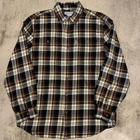 """Carhartt"" Flannel  B.D Shirt SIZE : L位"