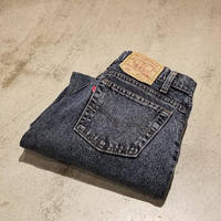 "1990's ""Levi's"" 550 Made in USA SIZE : W29 L29"