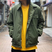 "1980's ""U.S.Navy"" Type A-2 Deck Jacket SIZE : M(38-40)"