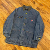 """1970's """"TRAY"""" Coverall SIZE : M.L"""