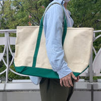 "1980's ""L.L.Bean"" Boat and Tote SIZE : XL"