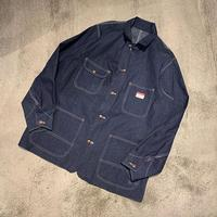 "1960's ""Big Mac"" Denim Coverall SIZE : 42位"