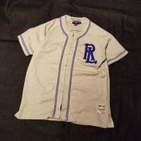 """POLO SPORT"" Baseball Shirt SIZE : L"