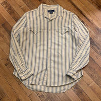 "1990's ""Polo by Ralph Luren"" Western Shirt SIZE : M"