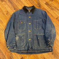 """1970's """"Unknown"""" Coverall SIZE : M.L"""