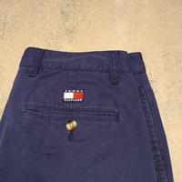 """1990's """"TOMMY HILFIGER"""" Chino Short Pants SIZE : W31"""