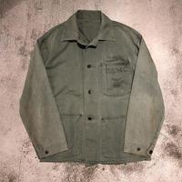 "1940's ""U.S.Marine Corps"" P47 HBT Jacket SIZE : 38位"